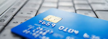 EMVCo chipped credit card